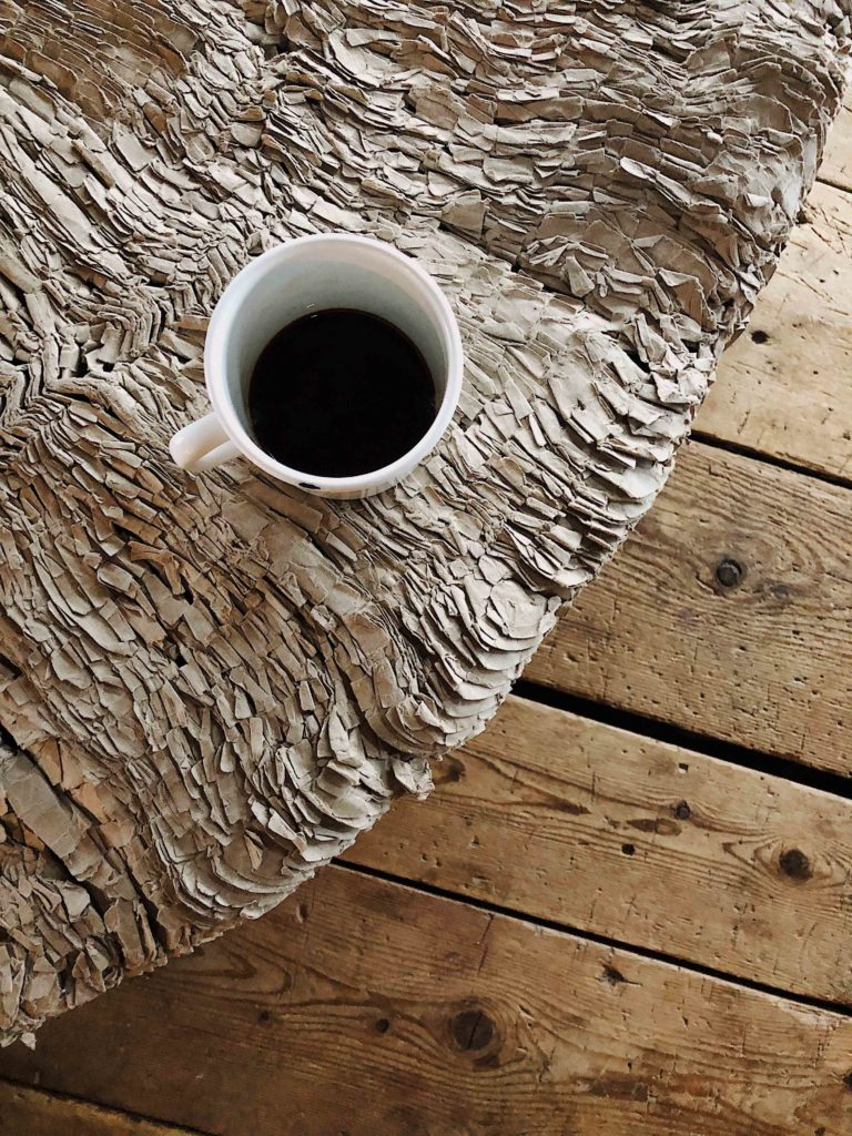 Kaffee-zum-Granola