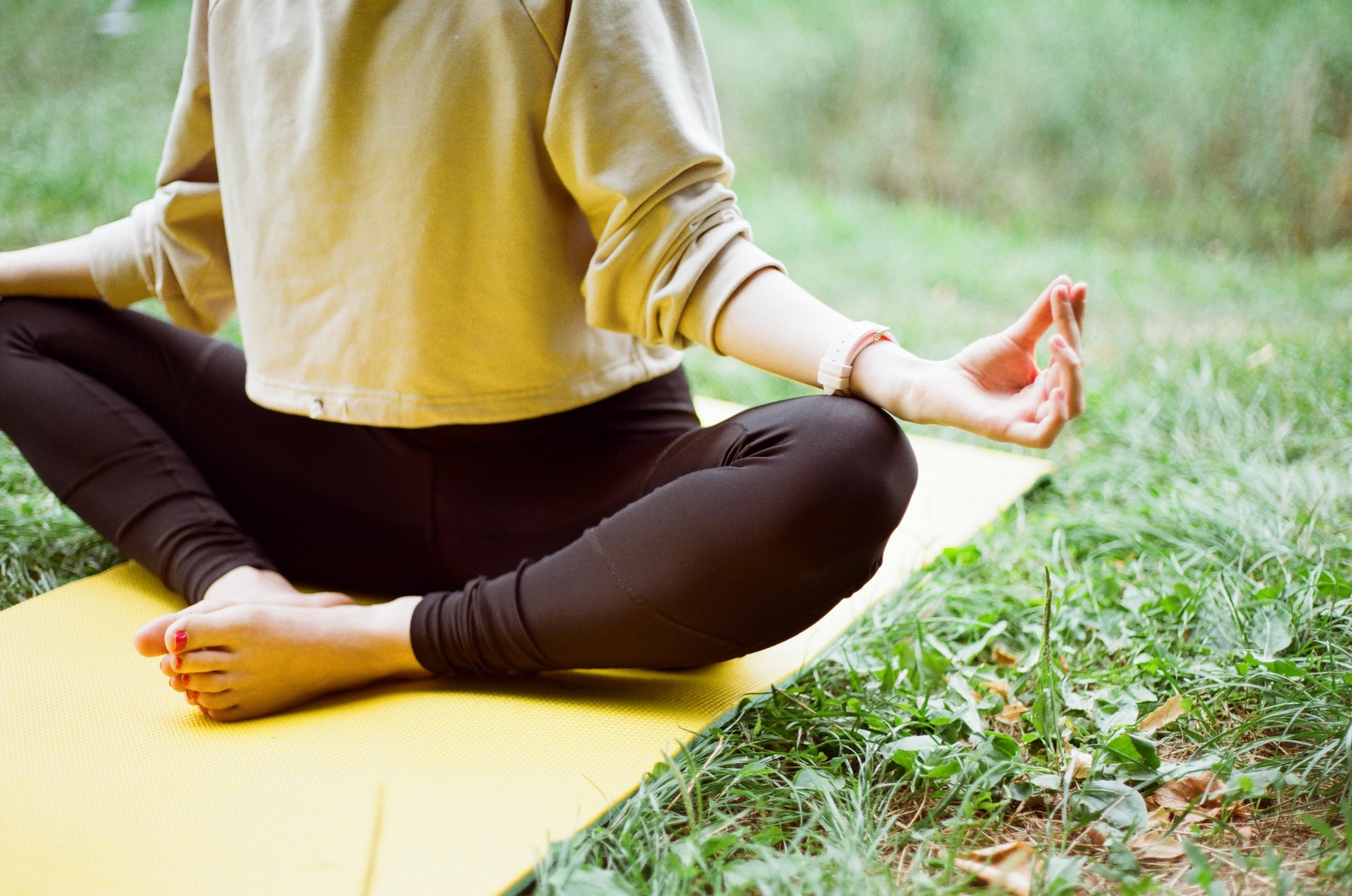 Yoga-bei-Endometriose